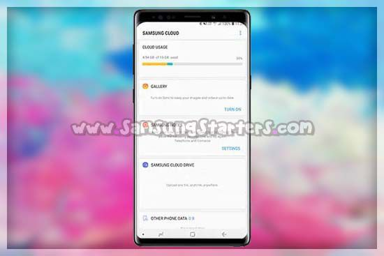 Cara Backup Data HP Samsung Terbaru