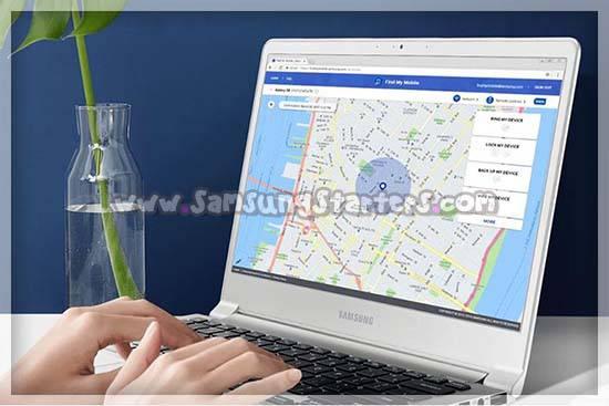 Cara Menggunakan Fitur Find My Mobile Di HP Samsung