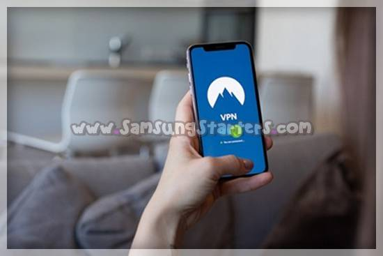 Cara Setting VPN di Hp samsung
