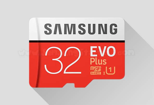 Harga Kartu SD Samsung 32GB
