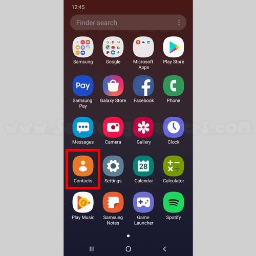 Cara Memindahkan Kontak Ke Gmail Hp Samsung