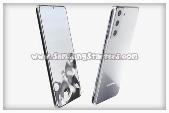 Desain Samsung S21 Plus