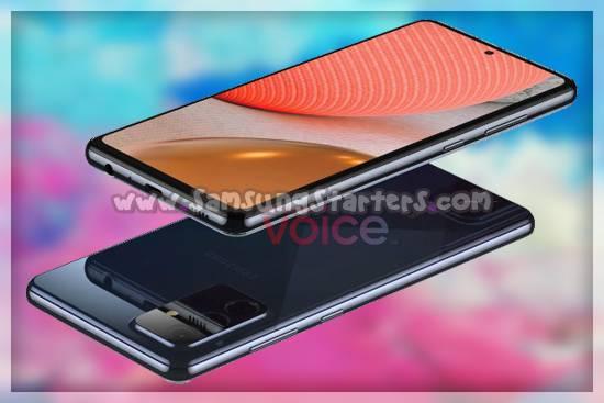 Koneksivitas Samsung A72 5G