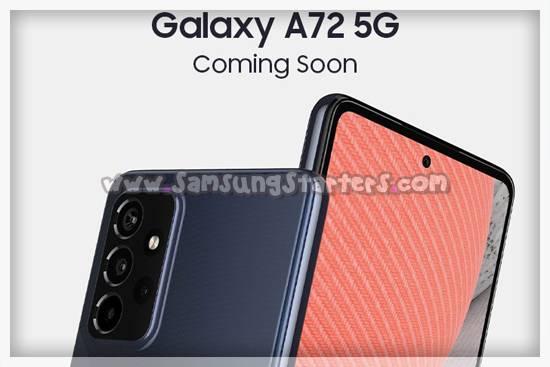 Spesifikasi dan harga Samsung A72 5G
