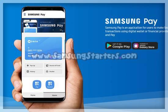 Cara Mengaktifkan Samsung Pay