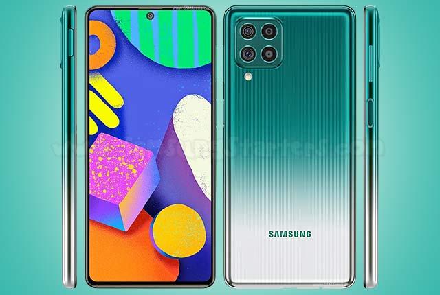 Spesifikasi dan Harga Samsung F62