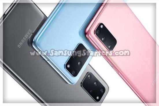 Cara Screenshot Samsung S20