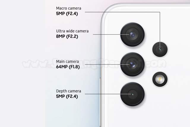 Kelebihan Kamera Samsung A32