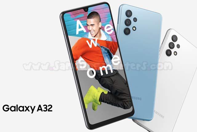 Spesifikasi dan Harga Samsung Galaxy A32 4G