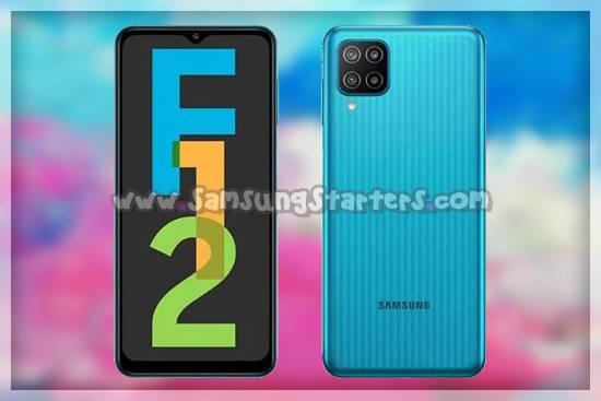 Desain Samsung F12