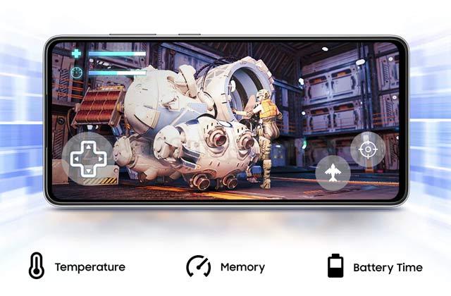 Keunggulan Samsung A72