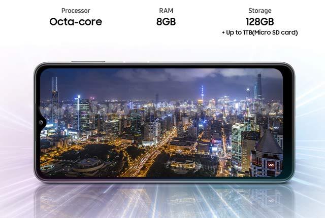 Performa Samsung A32 5G