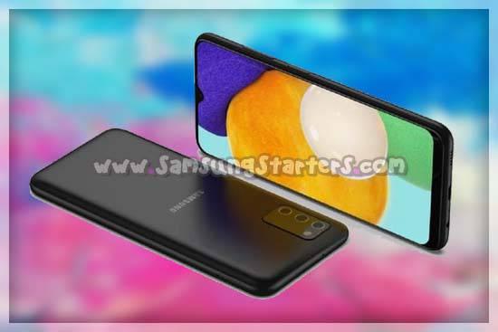 Desain Samsung A03s