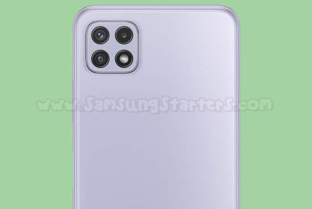 Spesifikasi Samsung A22 5G