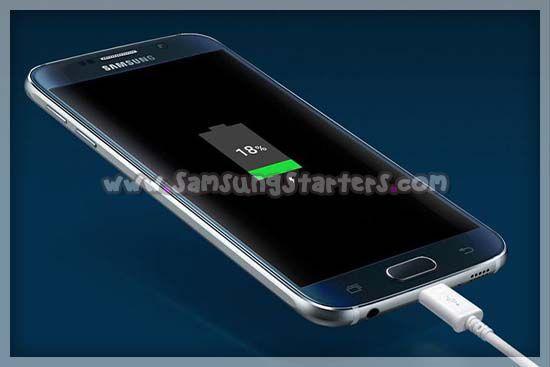 Cara Mempercepat Pengisian Baterai HP Samsung