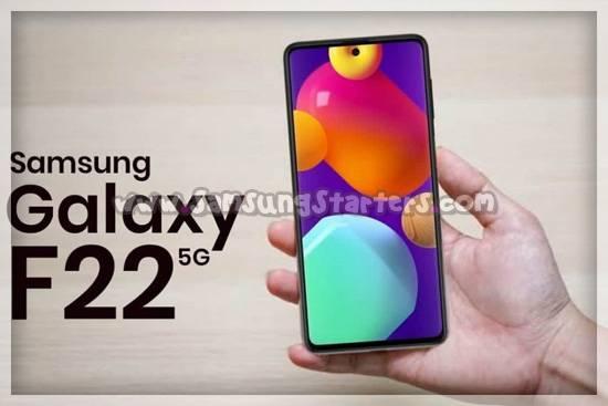Spesifikasi dan Harga Samsung F22
