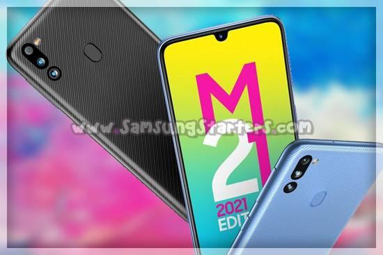 Spesifiksi Samsung M21 (2021)