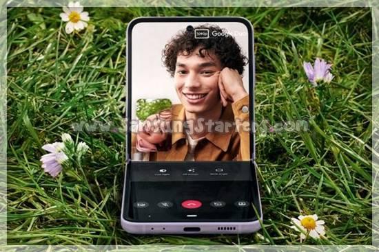 Kamera Samsung Galaxy Flip3