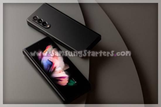 Kamera Samsung Z Fold3 5G