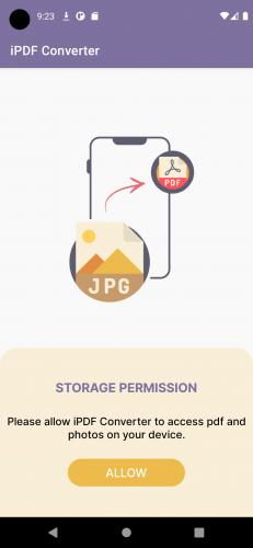 Cara Merubah File Gambar Menjadi PDF
