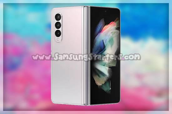 Spesifikasi Samsung Z Fold3 5G