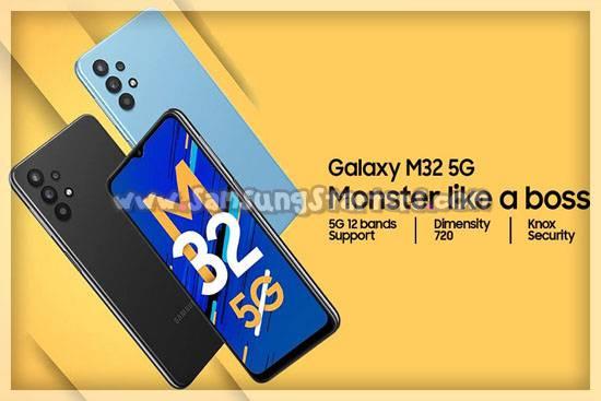 Spesifikasi dan Harga Samsung M32 5G