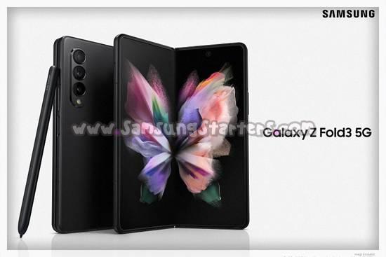 Spesifikasi dan Harga Samsung Z Flod3 5G