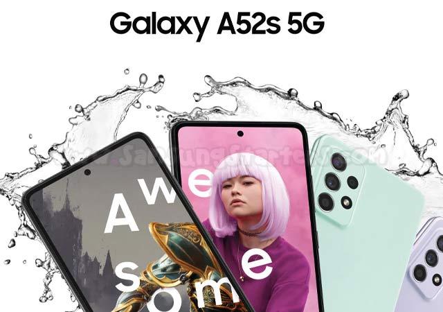 Spesifikasi dan Harga Samsung Galaxy A52s 5G