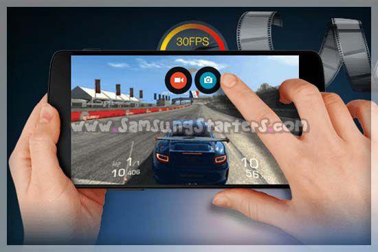 Cara Merekam Layar di HP Samsung A11 Tanpa Aplikasi