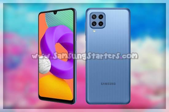 Spesifikasi Samsung M22