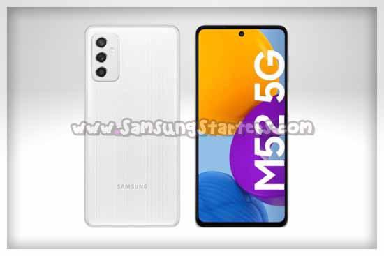 Spesifikasi Samsung M52 5G