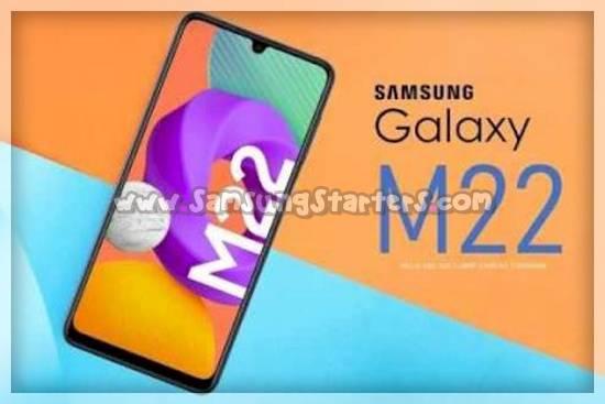 Spesifikasi dan Harga Samsung M22
